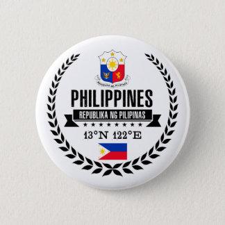 Philippines 2 Inch Round Button