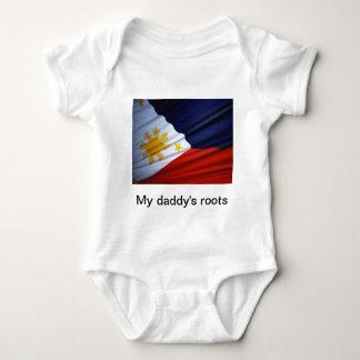 philippines baby bodysuit