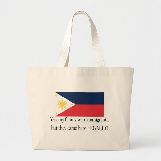 Philippines Canvas Bag