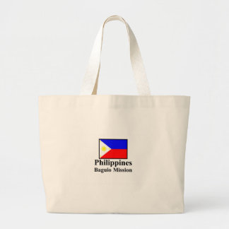 Philippines Baguio Mission copy Large Tote Bag