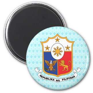 Philippines Coat of Arms detail Refrigerator Magnet