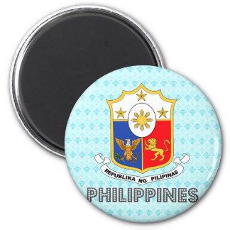 Philippines Coat of Arms Fridge Magnet