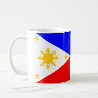 Philippines country flag nation symbol coffee mug