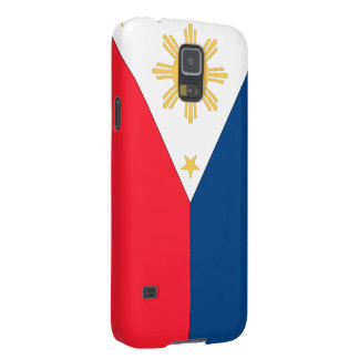 Philippines Flag Galaxy S5 Cover