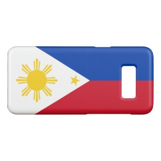 Philippines flag Case-Mate samsung galaxy s8 case