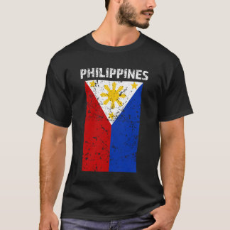Philippines Flag - Filipino Pride - Mens shirt