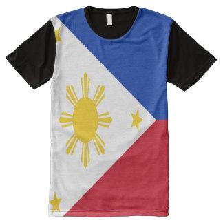 Philippines Flag full All-Over-Print T-Shirt