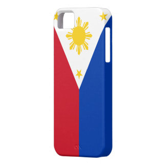 Philippines Flag iPhone 5 Covers