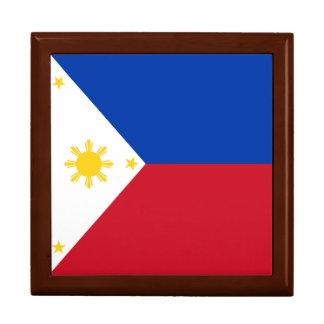 Philippines Flag Keepsake Boxes