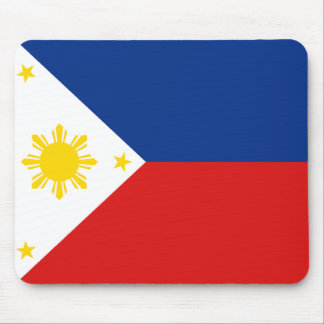 Philippines Flag Mousepad