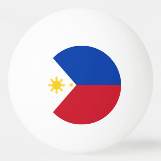 Philippines Flag Ping-Pong Ball