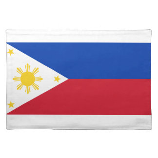 Philippines Flag Placemat