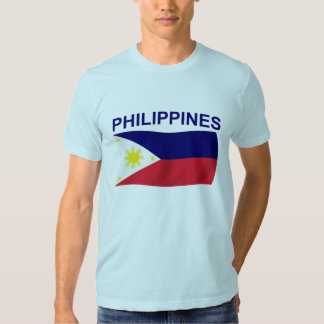 Philippines Flag T Shirt