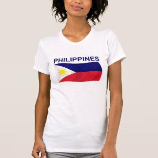 Philippines Flag T Shirt