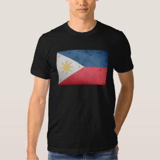 Philippines Flag T Shirts