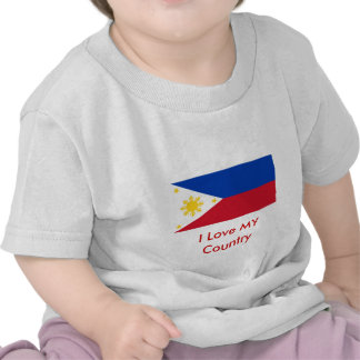 Philippines Flag The MUSEUM Zazzle T-shirts