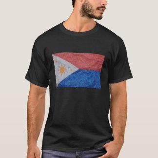 Philippines flag Van Gogh style T-Shirt