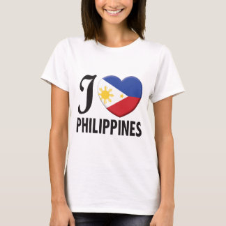 Philippines Love T-Shirt