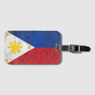Philippines Luggage Tag