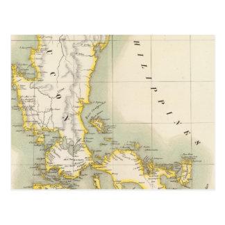 Philippines Oceania no 4 Postcard