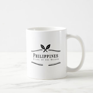 Philippines Pearl of the Orient Coffee Mug