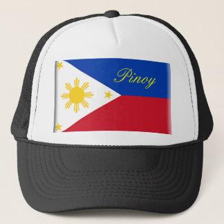 Philippines Pinoy Trucker Hat