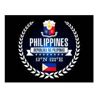 Philippines Postcard