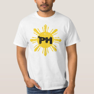 Philippines Sun PH shirt