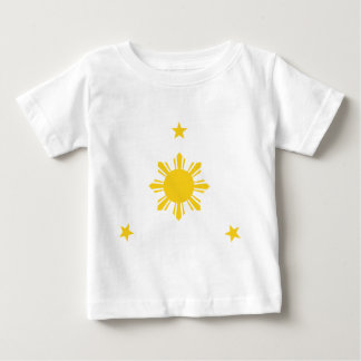 Philippines Sun & Stars by AiReal Apparel Baby T-Shirt