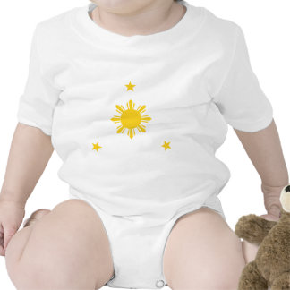 Philippines Sun & Stars by AiReal Apparel Shirts
