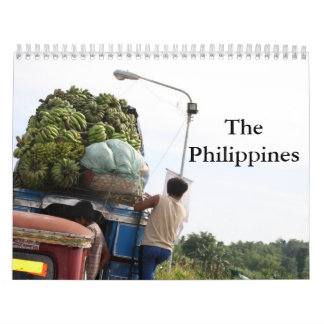 Philippines Wall Calendars