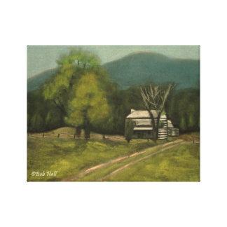 """Philip's Place (11"""" x 14"""" x 1.5"""") Canvas Print"""