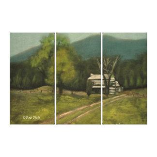 """Philip's Place (36"""" x 24"""" x 0.75"""") Canvas Print"""