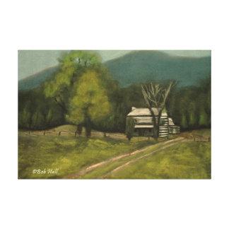 """Philip's Place (36"""" x 24"""" x 1.5"""") Canvas Print"""
