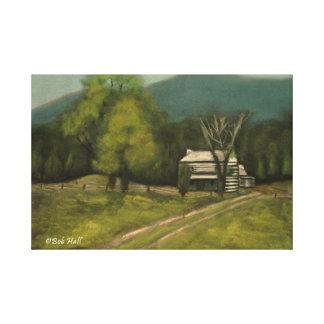 """Philip's Place (36"""" x 24"""" x 2.5"""") Canvas Print"""