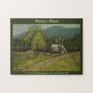 Philip's Place Jigsaw Puzzle