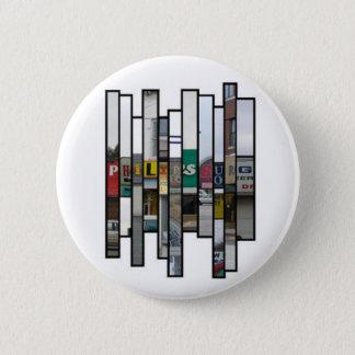 Philipsburg 2 Inch Round Button