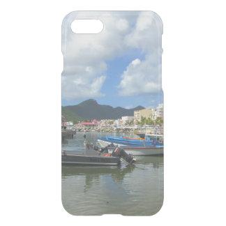 Philipsburg Harbor St. Maarten iPhone 7 Case