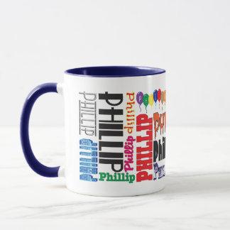 Phillip Coffee Mug
