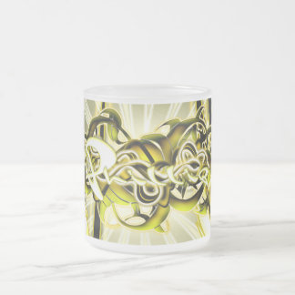 Phillip Frosted Glass Coffee Mug