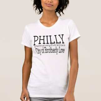 Philly City of Brotherly Love T-Shirt