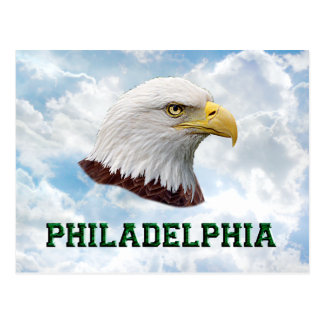 Philly Eagle - Post Card