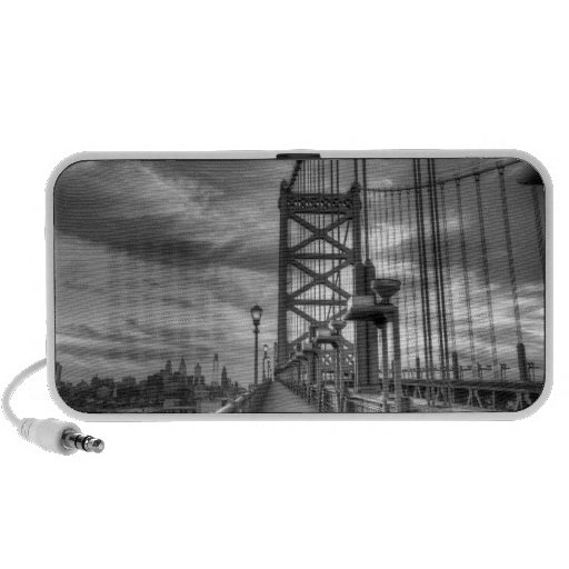 Philly from the bridge notebook speaker