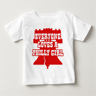Philly Girl Baby T-Shirt