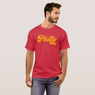 Philly. My Favorite City tee shirt.
