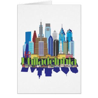 Philly New Icon Card