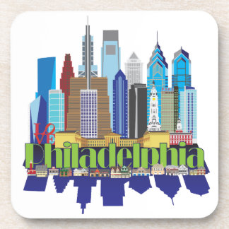 Philly New Icon Coaster
