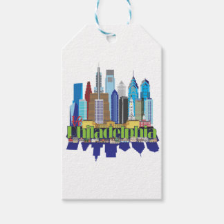 Philly New Icon Gift Tags