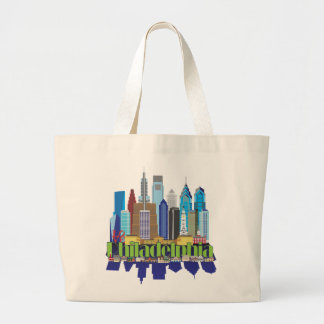 Philly New Icon Large Tote Bag