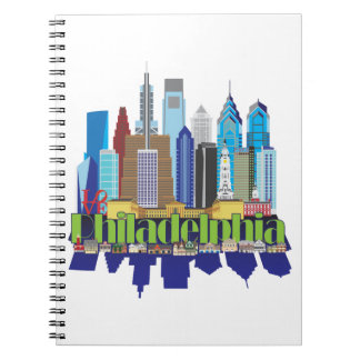 Philly New Icon Notebook